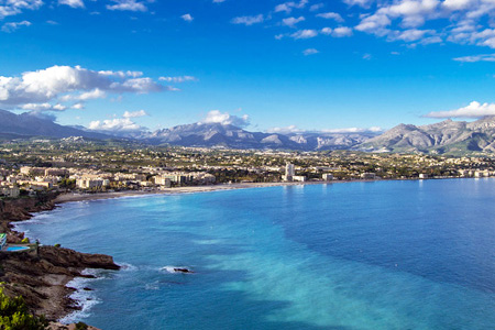 Luxury villa, houses and apartments in Altea and Altea la Vella and Albir and in Alfaz de Pi