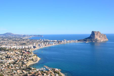 New build House and luxury Villas for sale in Calpe, Denia and Javea