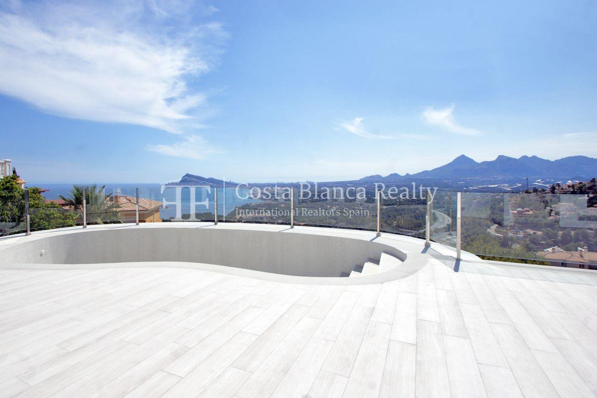 Modern villa with great views for sale in Altea Hills - 4 - CHFi820
