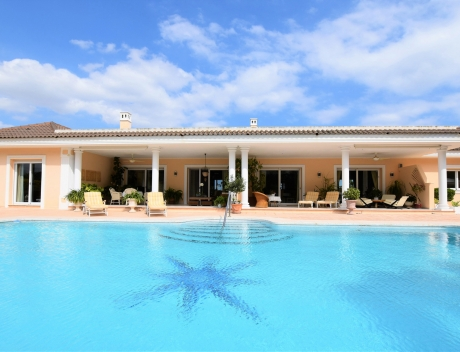 CHFi847: Impressive Villa with panormic Sea views over Altea - Main