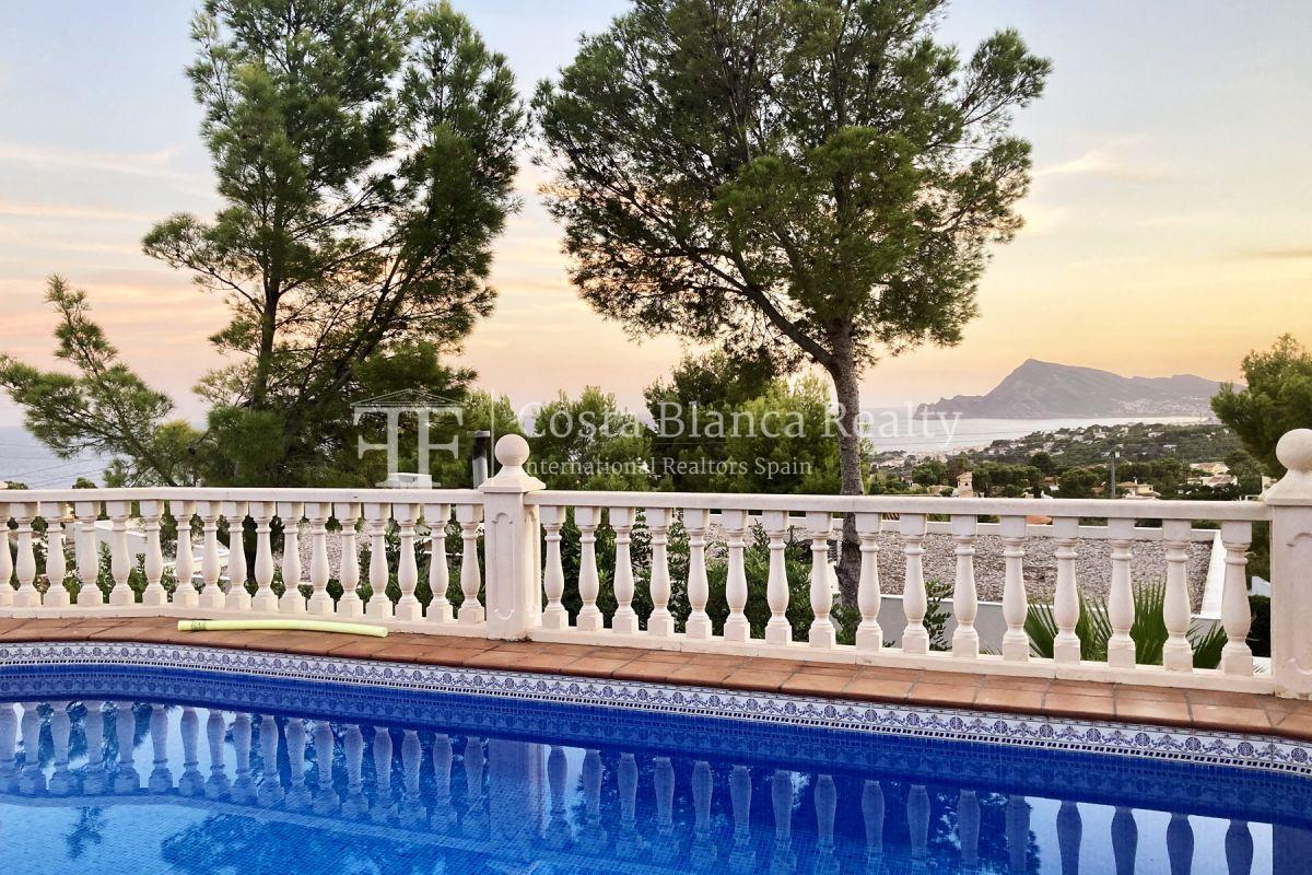 Established guest house in Altea with sea views for sale  - 4 - CHFi890