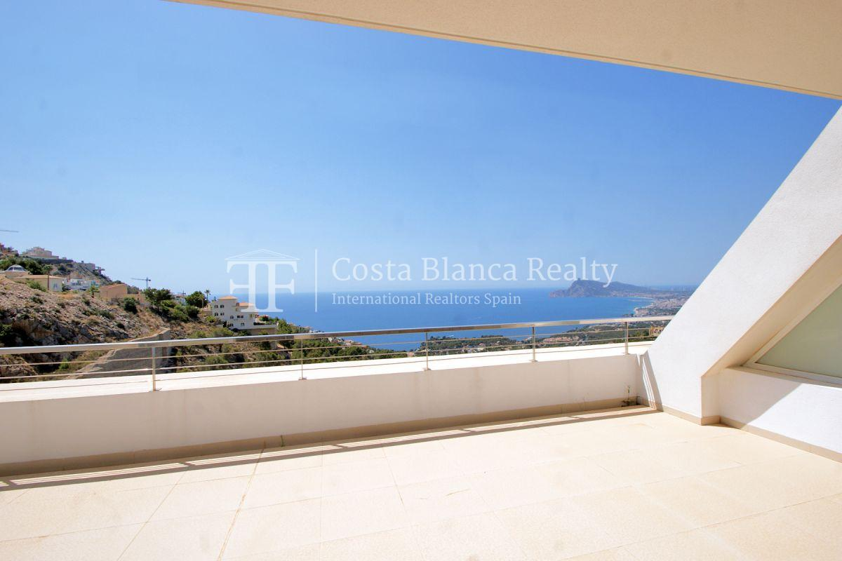 Nice modern apartment with fantastic sea views in Altea Hills for sale - 6 - CHFi828