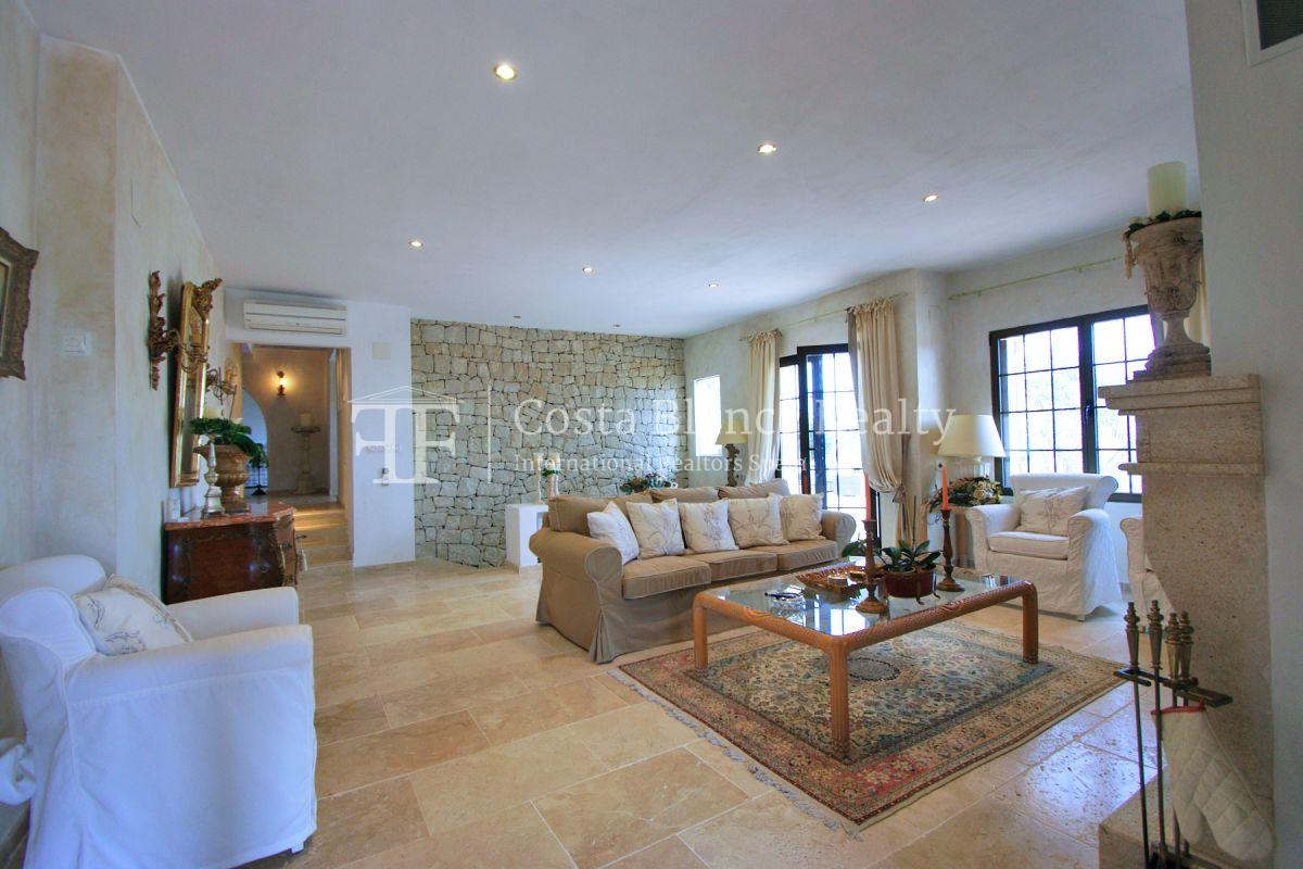 Great modern finca with panoramic sea views in Benissa - 20 - CHFi501