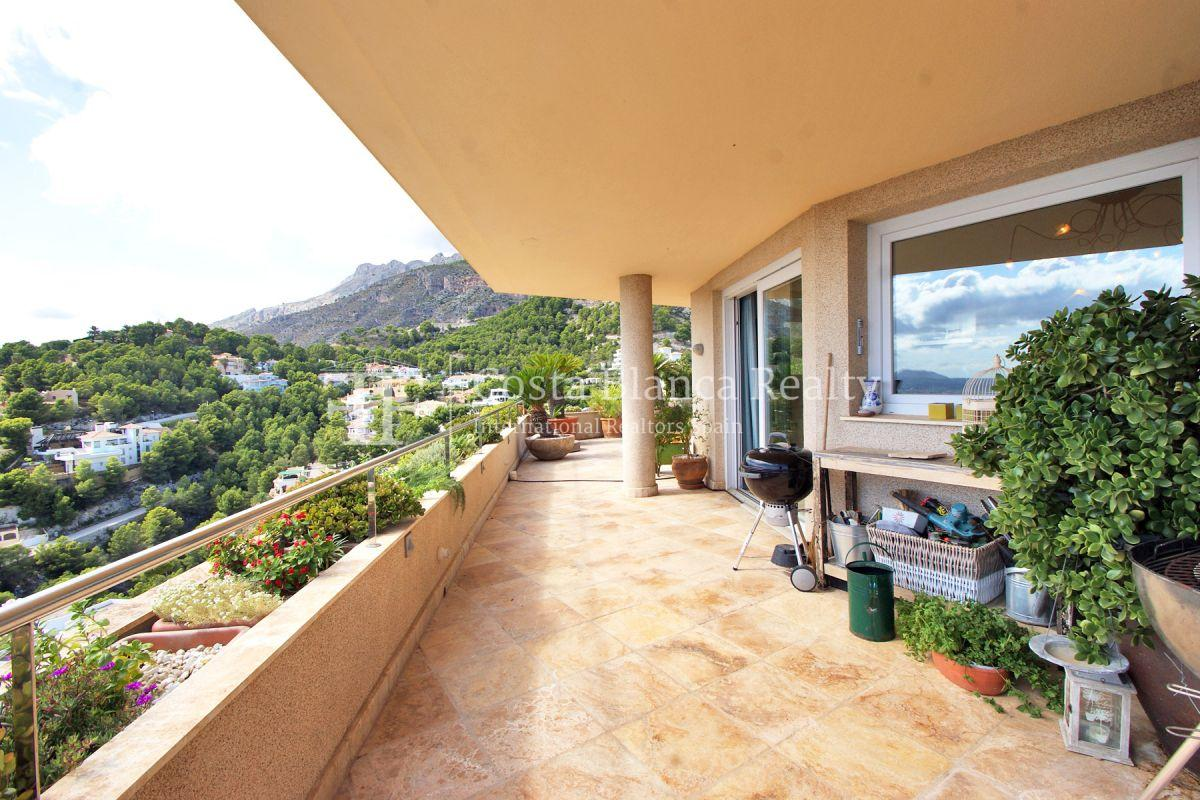 Duplex penthouse apartment for sale in Villa Marina Golf Altea - 4 - CHFi803
