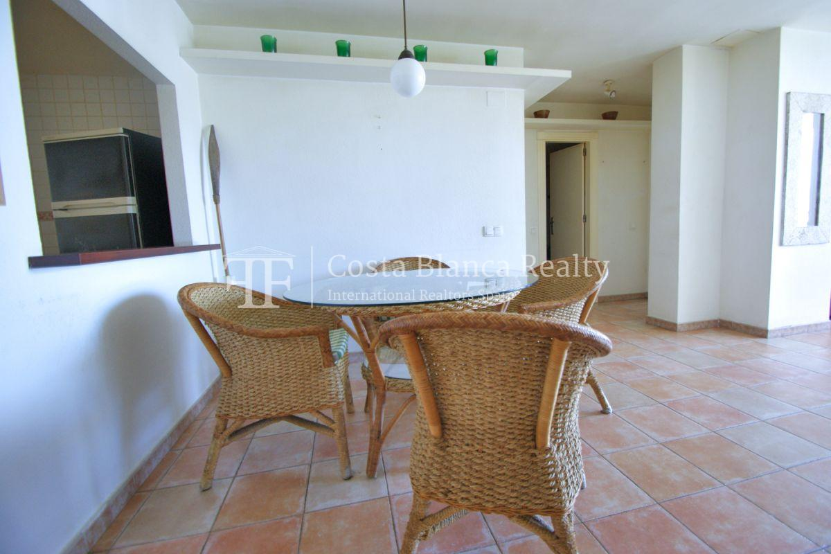 Nice 2 Bedroom apartment with sea views in Cap Negret for sale - 6 - CHFi823