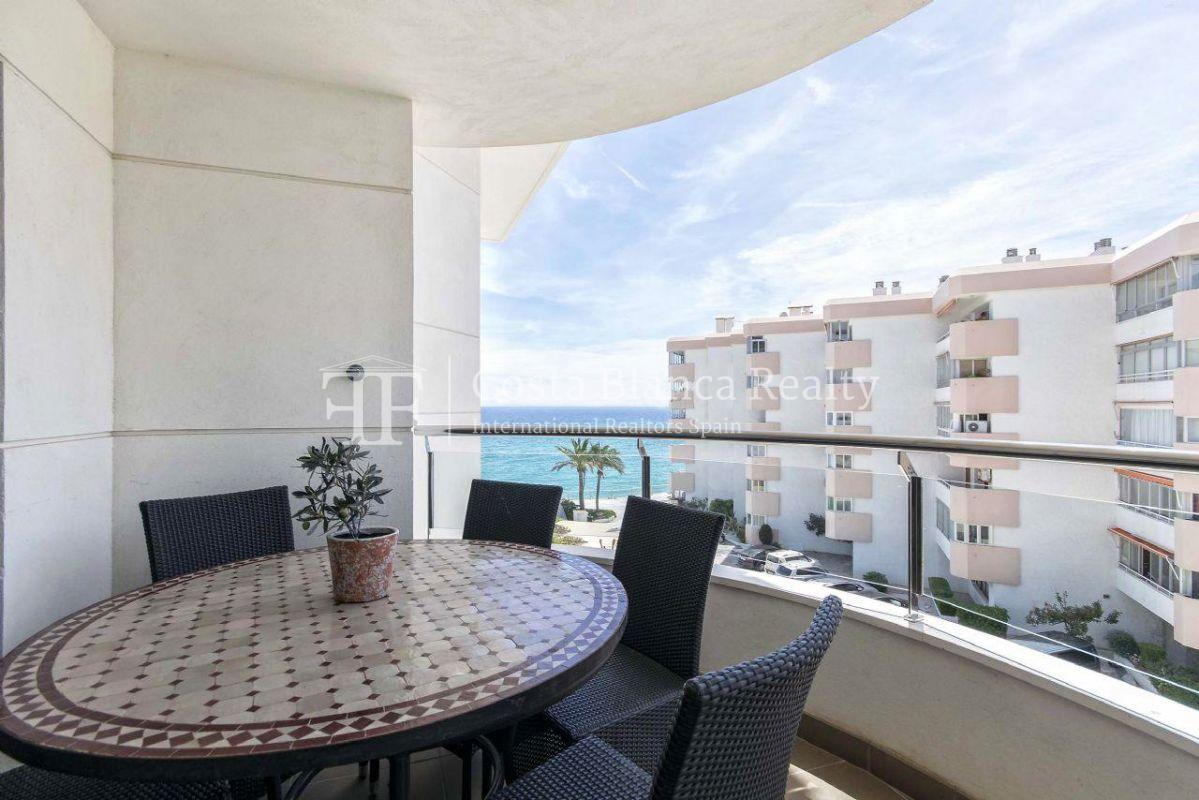 Fantastic Flat in first line to the wonderful Beach of la Olla, Altea, Bahia Blanca - 1 - CHFi3238