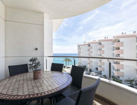 CHFi3238: Fantastic Flat in first line to the wonderful Beach of la Olla, Altea, Bahia Blanca - Main