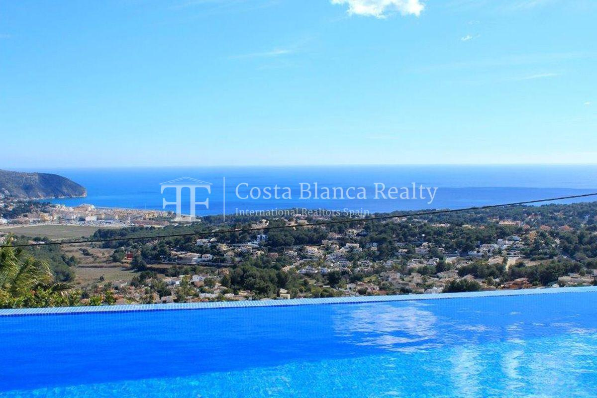 Dream villa with panoramic views over the Sea and the Mountains, Benimeit - 3 - CHFi422