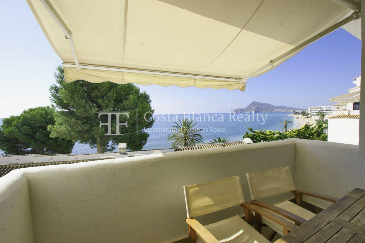 Beautiful duplex penthouse apartment in Cap Negret with unobstructed sea views - 2 - CHFi832