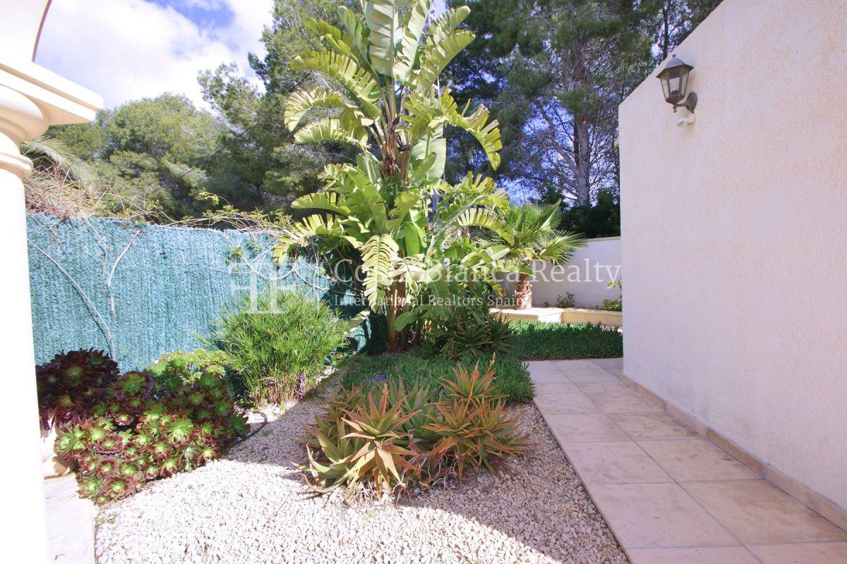 Charming renovated modern villa for sale in Benissa - 38 - CHFi795