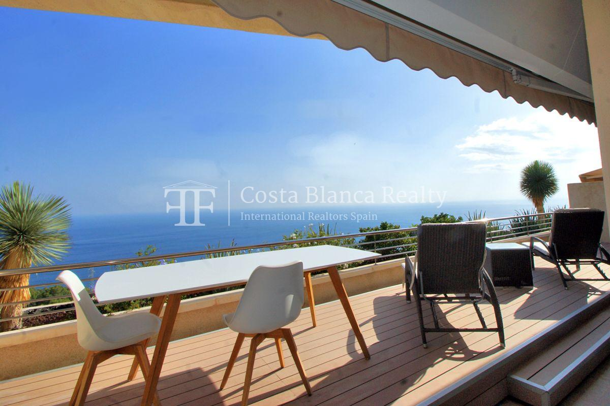 Modern apartment in Altea Hills with panoramic sea views for sale - 1 - CHFi756
