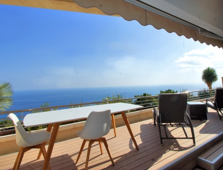 CHFi756: Modern apartment in Altea Hills with panoramic sea views for sale - Main
