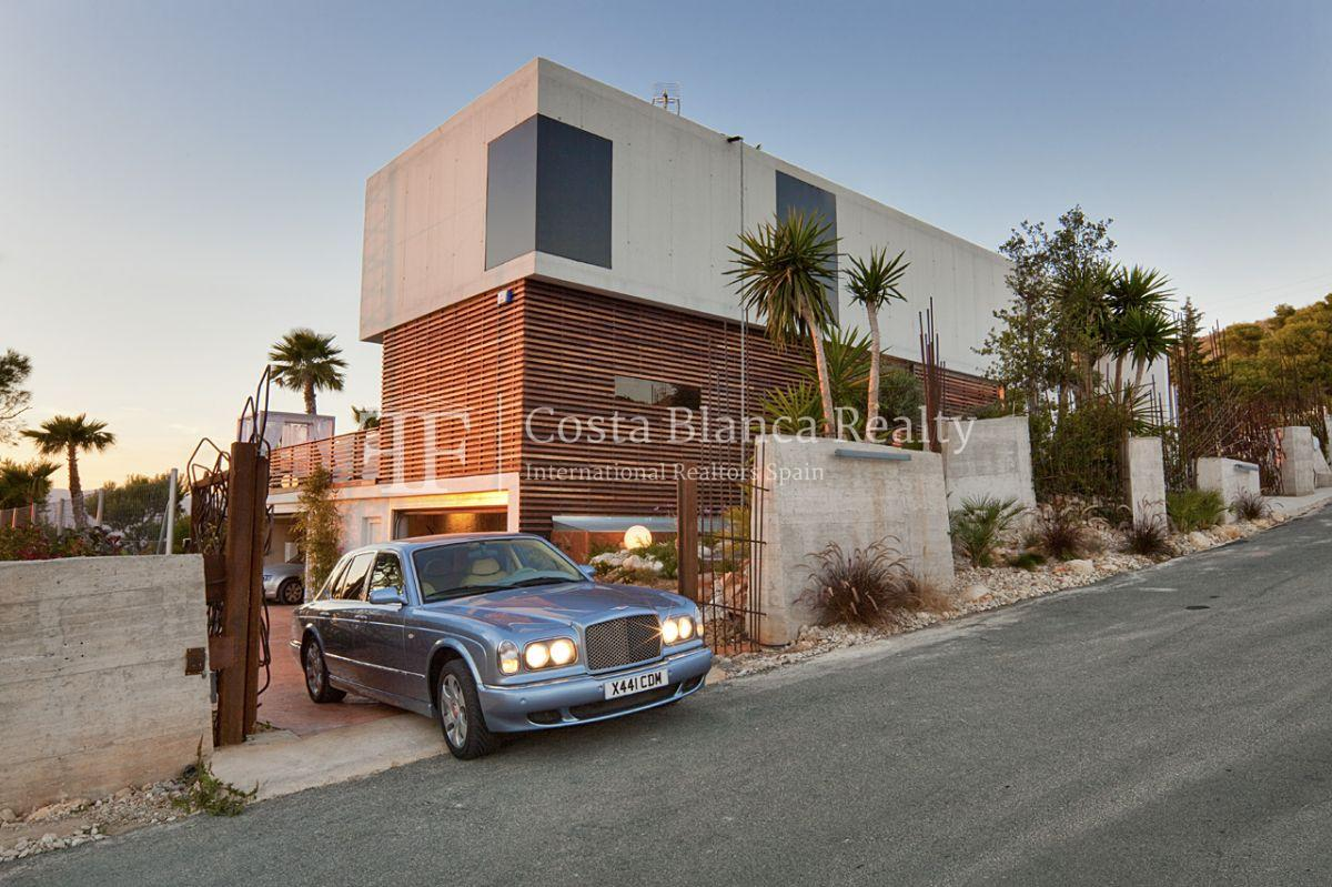 Modern designer villa with panoramic sea views, Benidorm - 18 - CHFi162