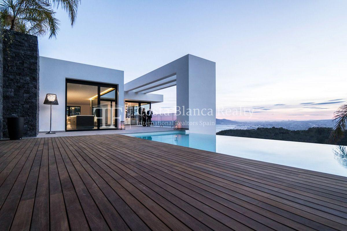 New luxury villa with exceptional sea view, Altea Hills - 1 - CHFi472