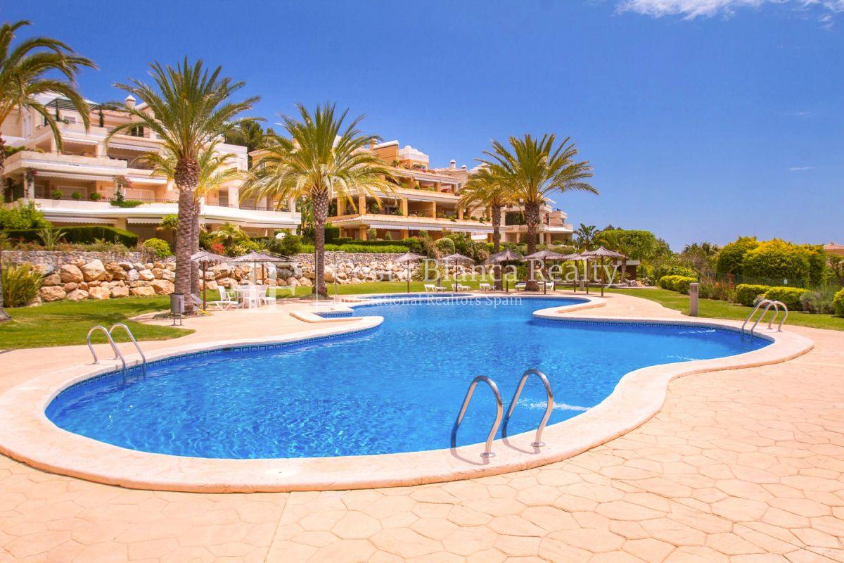 Modern apartment with panoramic sea views in Altea Hills for sale, Ducado Real - 3 - CHFi718