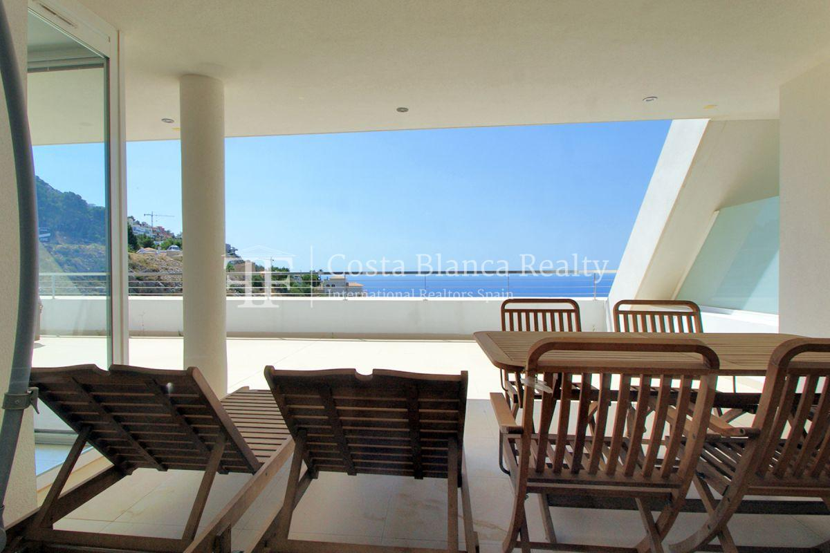 Nice modern apartment with fantastic sea views in Altea Hills for sale - 13 - CHFi828