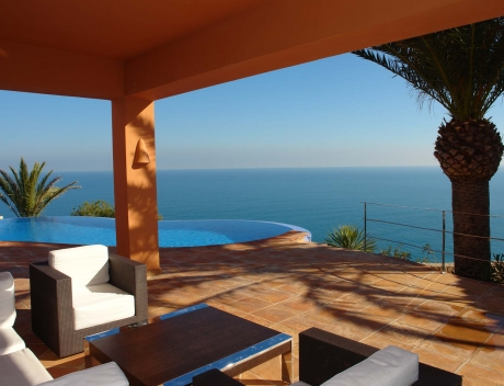 JOFi287: First sea line villa for sale, Javea, Alicante - Main