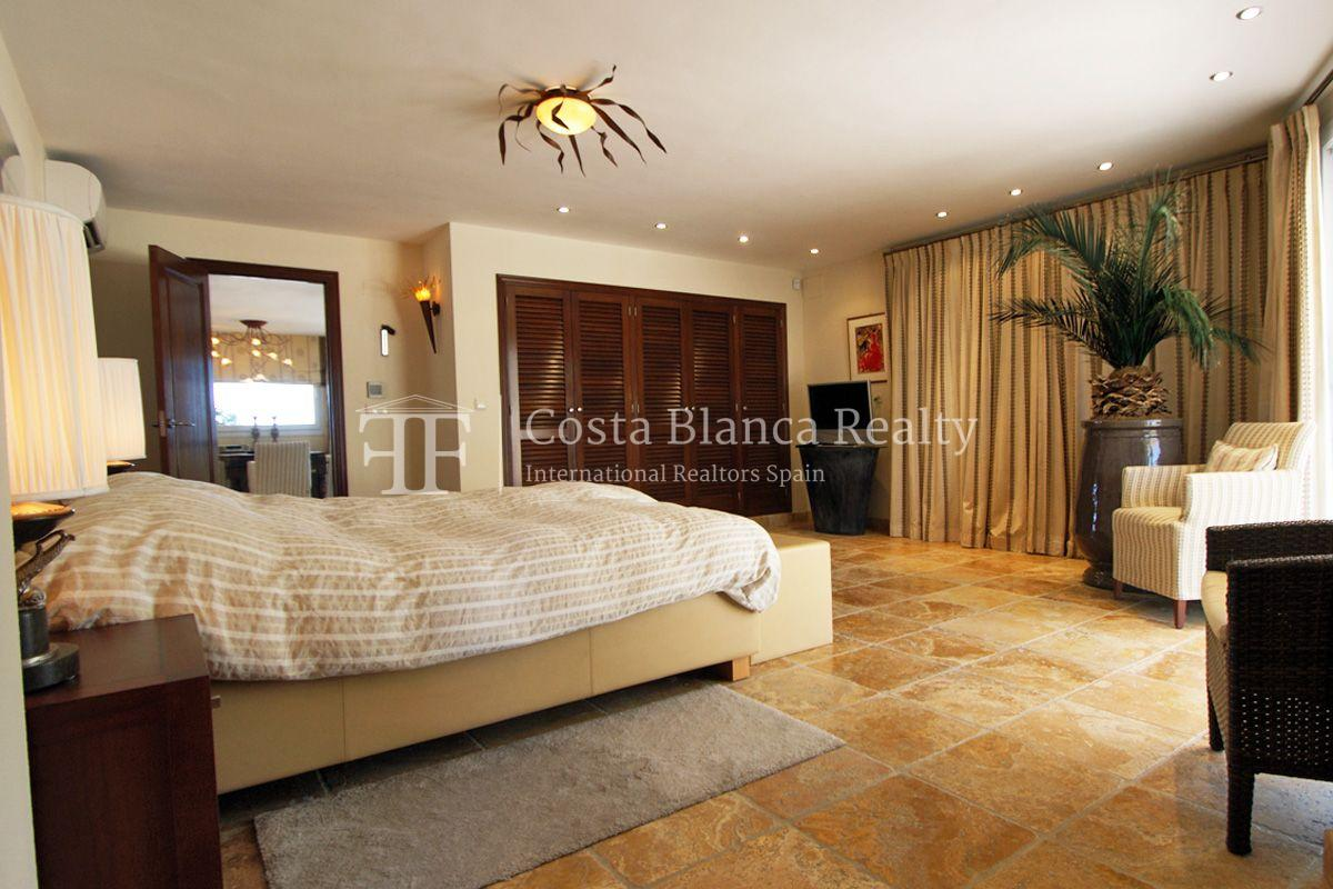 Duplex Penthouse Apartment for sale with great sea views in Altea, Villa Marina Golf - 17 - CHFi653