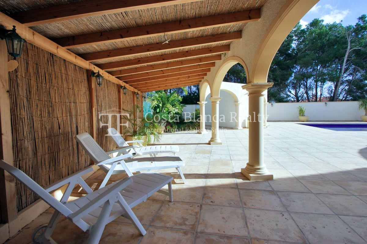 Charming renovated modern villa for sale in Benissa - 26 - CHFi795