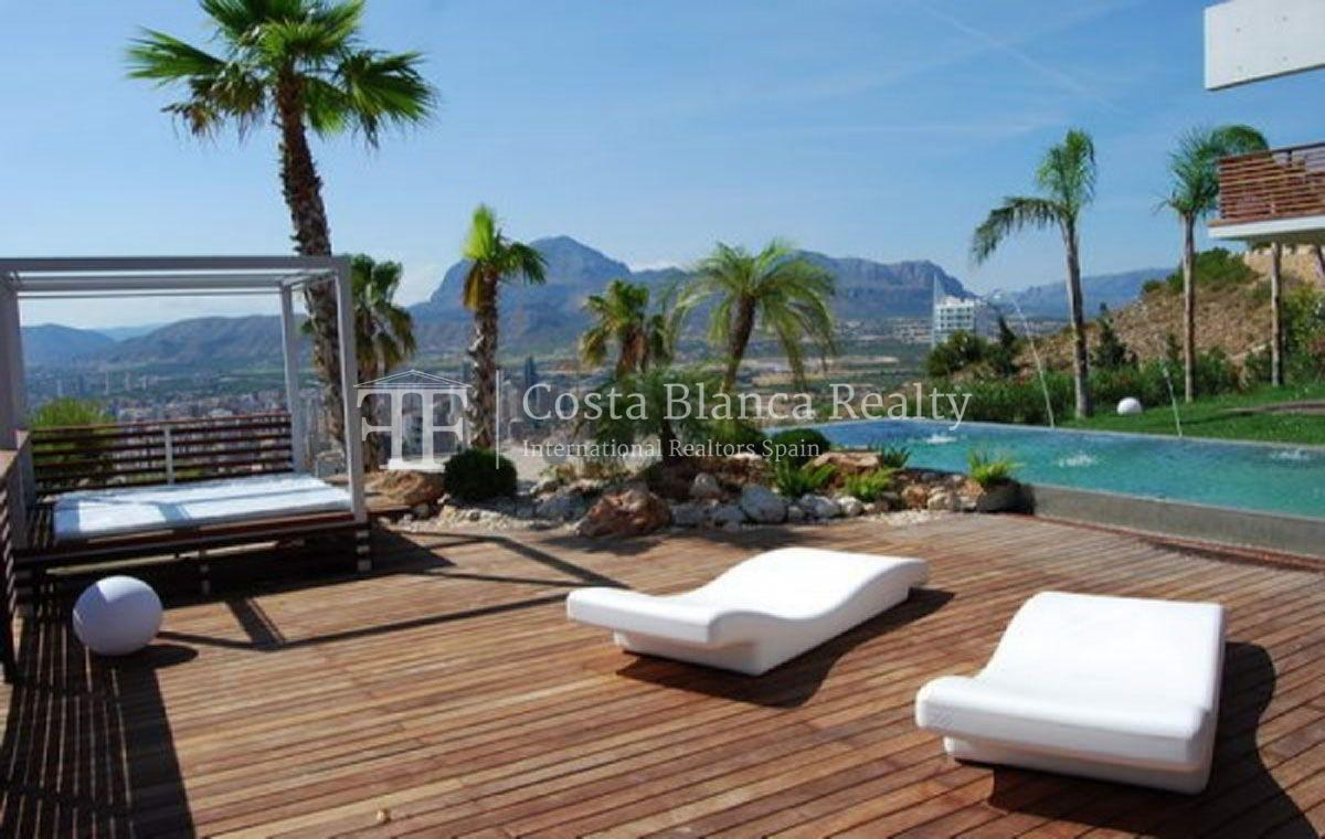 Modern designer villa with panoramic sea views, Benidorm - 10 - CHFi162