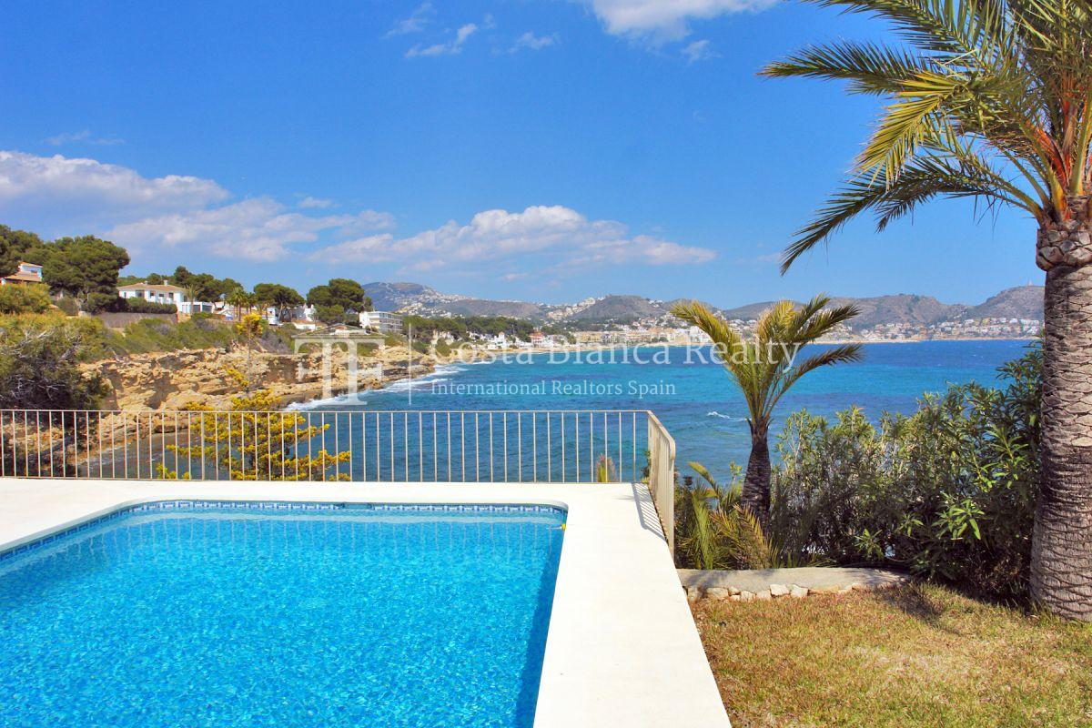 House for sale at first line in Moraira - 1 - CHFi780