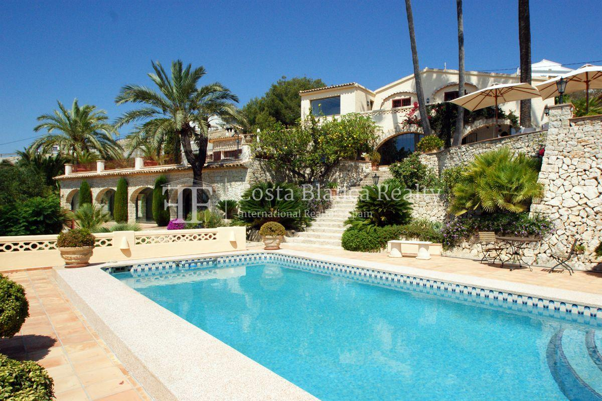 Great modern finca with panoramic sea views in Benissa - 1 - CHFi501
