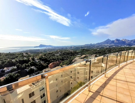 CHFi859: Nice penthouse apartment in the Sierra de Altea - Main
