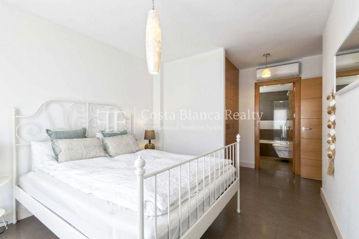 Fantastic Flat in first line to the wonderful Beach of la Olla, Altea, Bahia Blanca - 8 - CHFi3238