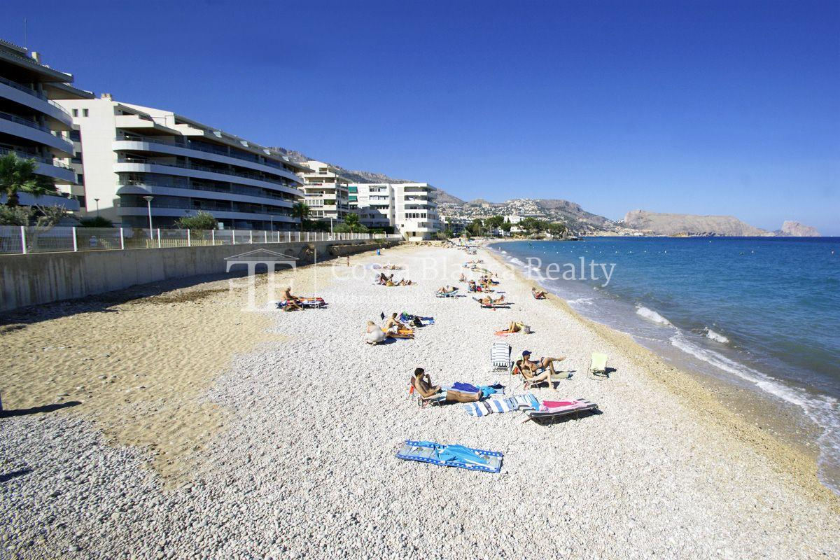 Fantastic Flat in first line to the wonderful Beach of la Olla, Altea, Bahia Blanca - 15 - CHFi3238