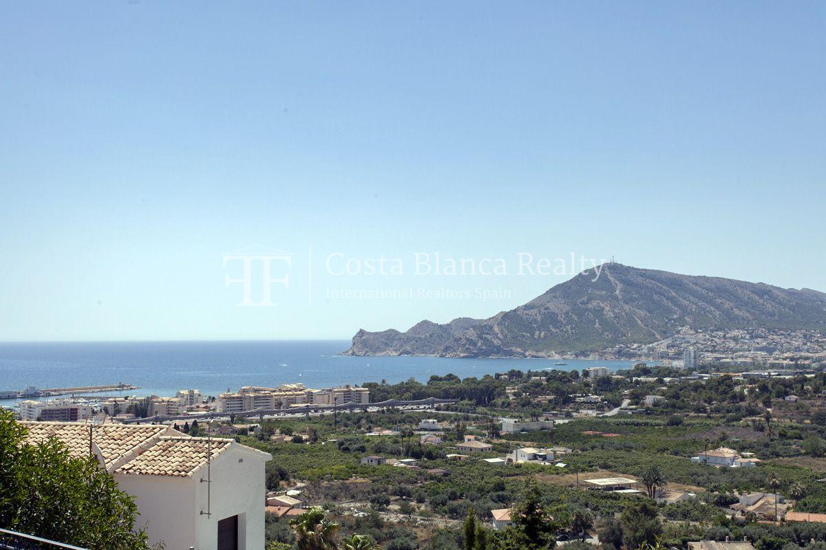 ++SOLD BY COSTABLANCA-REALTY.COM++ Villa for sale in San Chuchim in Ibiza style with panoramic sea views, Altea / Old Town - 51 - CHFi704