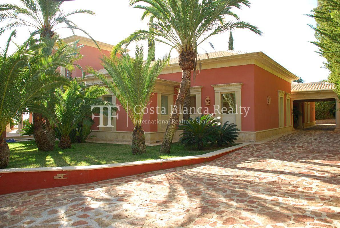 Beautiful villa in Roman style in Altea for sale, Sierra de Altea Golf - 30 - JOFi234