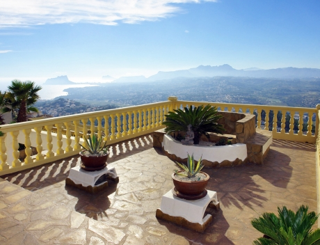TOMO107: Magnificent house with stunning sea views and guest apartment, Cumbre de Sol - Main
