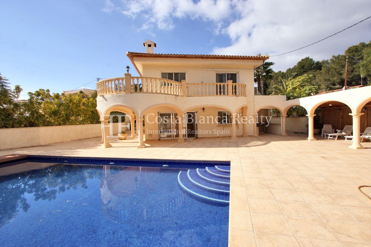Charming renovated modern villa for sale in Benissa - 1 - CHFi795