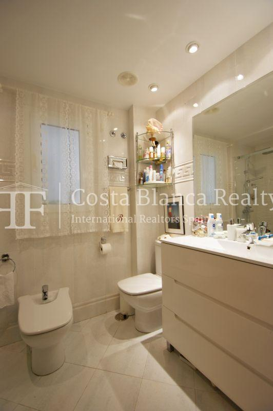 First sea line apartment with stunning sea views, Altea center - 16 - ASOL105