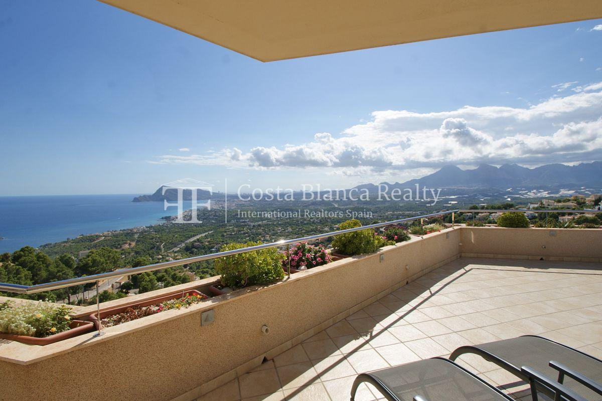 Duplex penthouse apartment for sale in Villa Marina Golf Altea - 5 - CHFi803