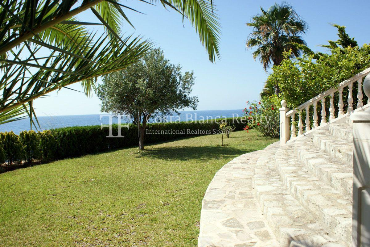 Villa by the sea with Beach access in Benissa - 25 - CHFi463