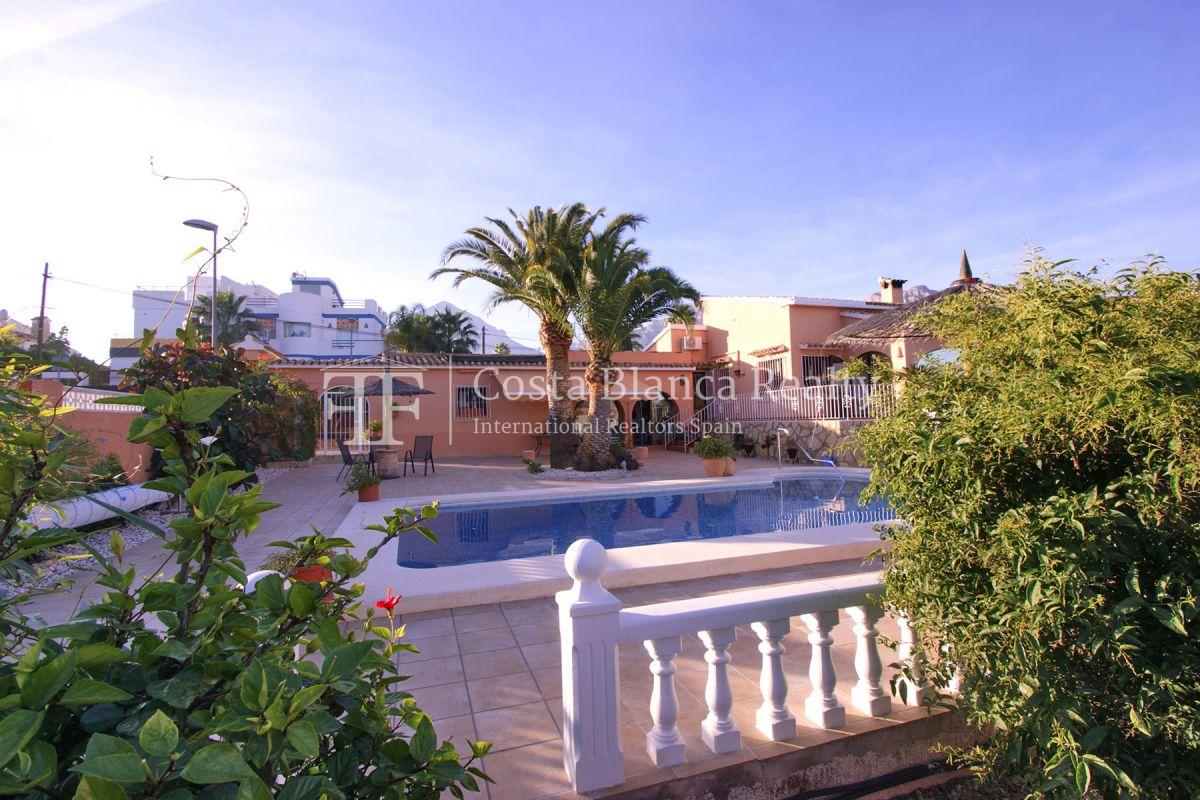 Wonderfully maintained house with sea views in La Nucia - 3 - CHFi763