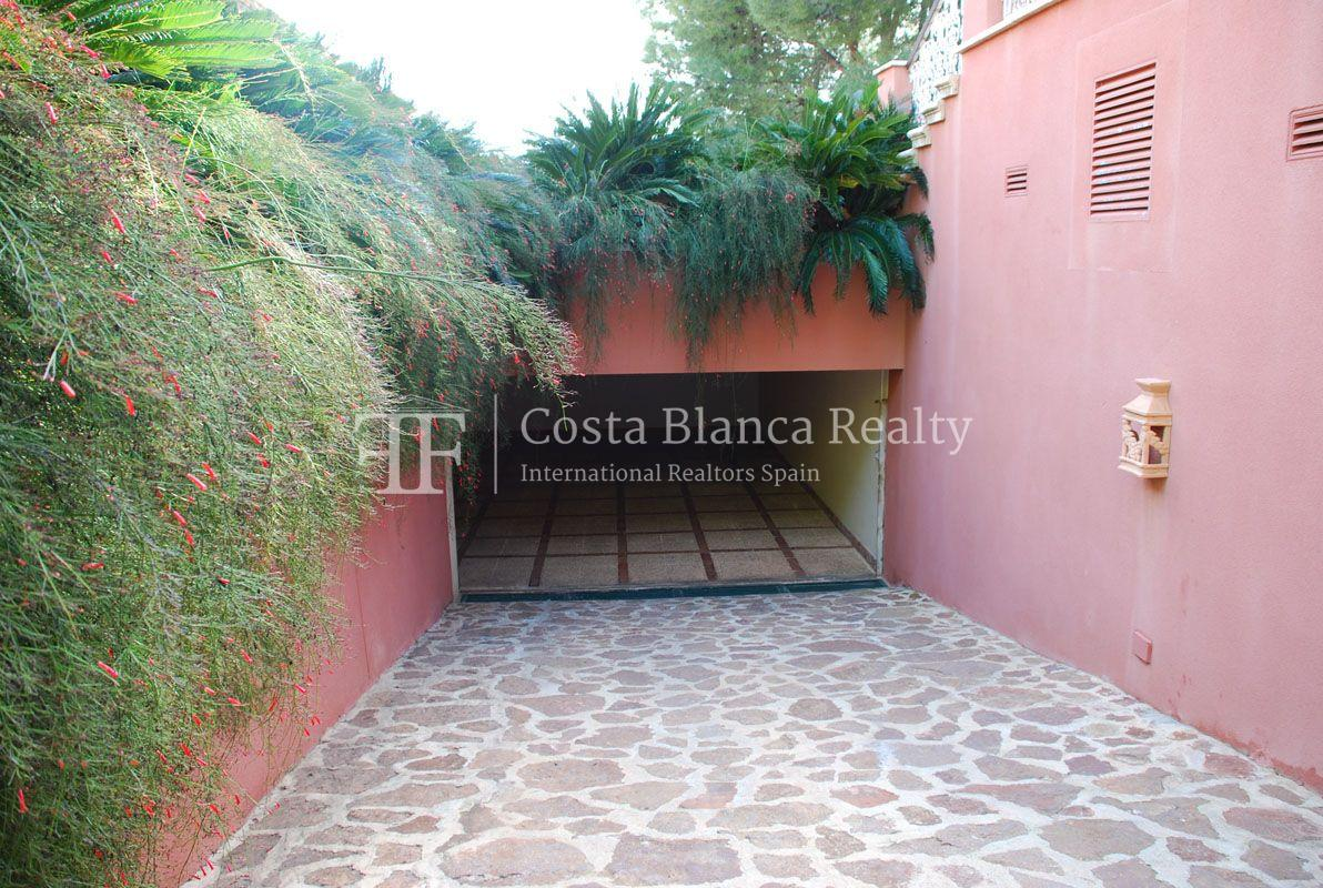 Beautiful villa in Roman style in Altea for sale, Sierra de Altea Golf - 35 - JOFi234