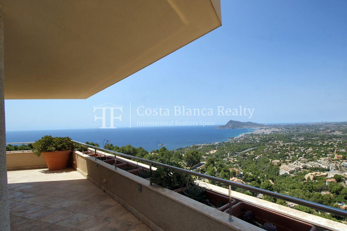 Duplex Penthouse Apartment for sale with great sea views in Altea, Villa Marina Golf - 18 - CHFi653
