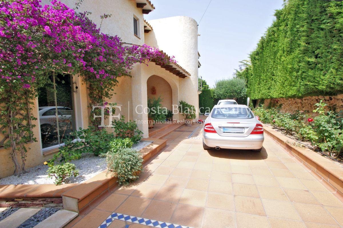 Magnificent luxury villa with extra building plot in the Sierra de Altea for sale - 53 - CHFi826