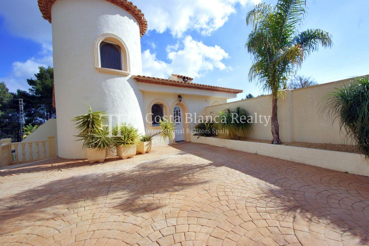 Charming renovated modern villa for sale in Benissa - 35 - CHFi795