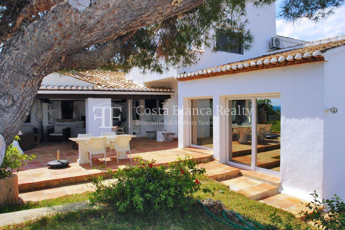House for sale at first line in Moraira - 4 - CHFi780
