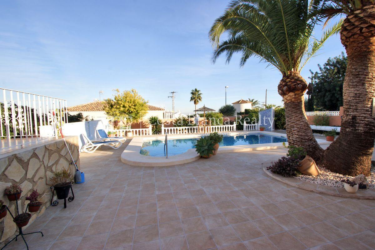 Wonderfully maintained house with sea views in La Nucia - 23 - CHFi763