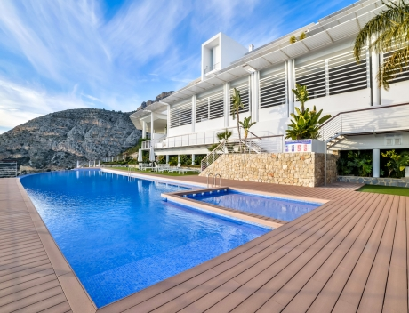 CHFi831:     ++SOLD BY COSTABLANCA-REALTY.COM++     Top modern dream apartment with incredible sea views in Altea Hills - Main