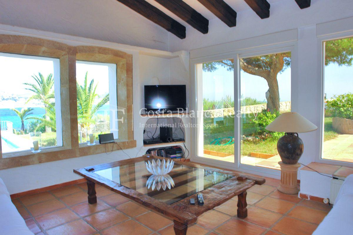 House for sale at first line in Moraira - 26 - CHFi780