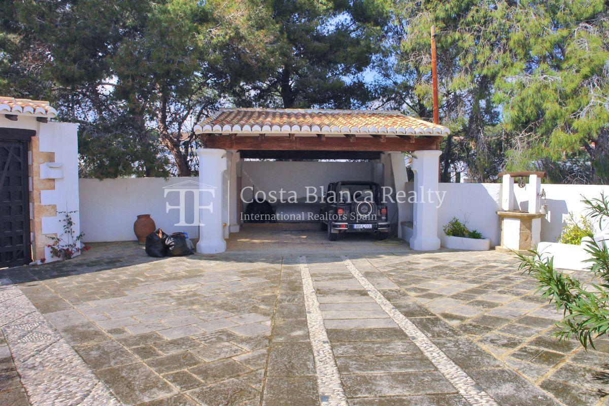 House for sale at first line in Moraira - 13 - CHFi780