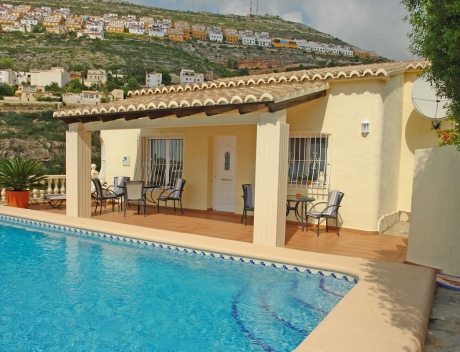 MORA135: Charming house with panoramic sea views, Cumbre de Sol - Main