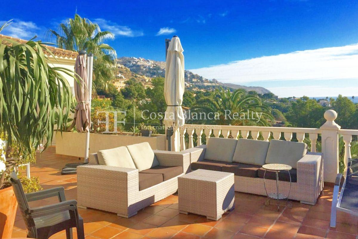 Established guest house in Altea with sea views for sale  - 5 - CHFi890