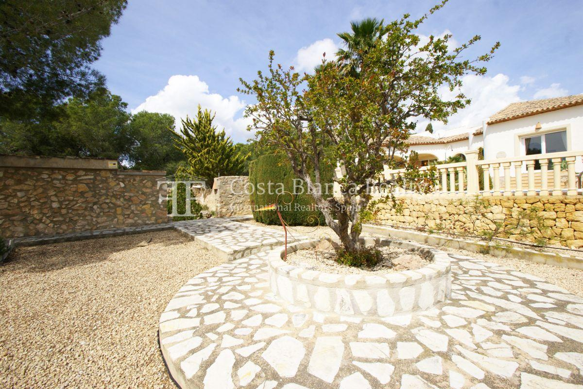 Great house for sale with separate guest house in Alfaz del pi, El Cautivador - 30 - CHFi120