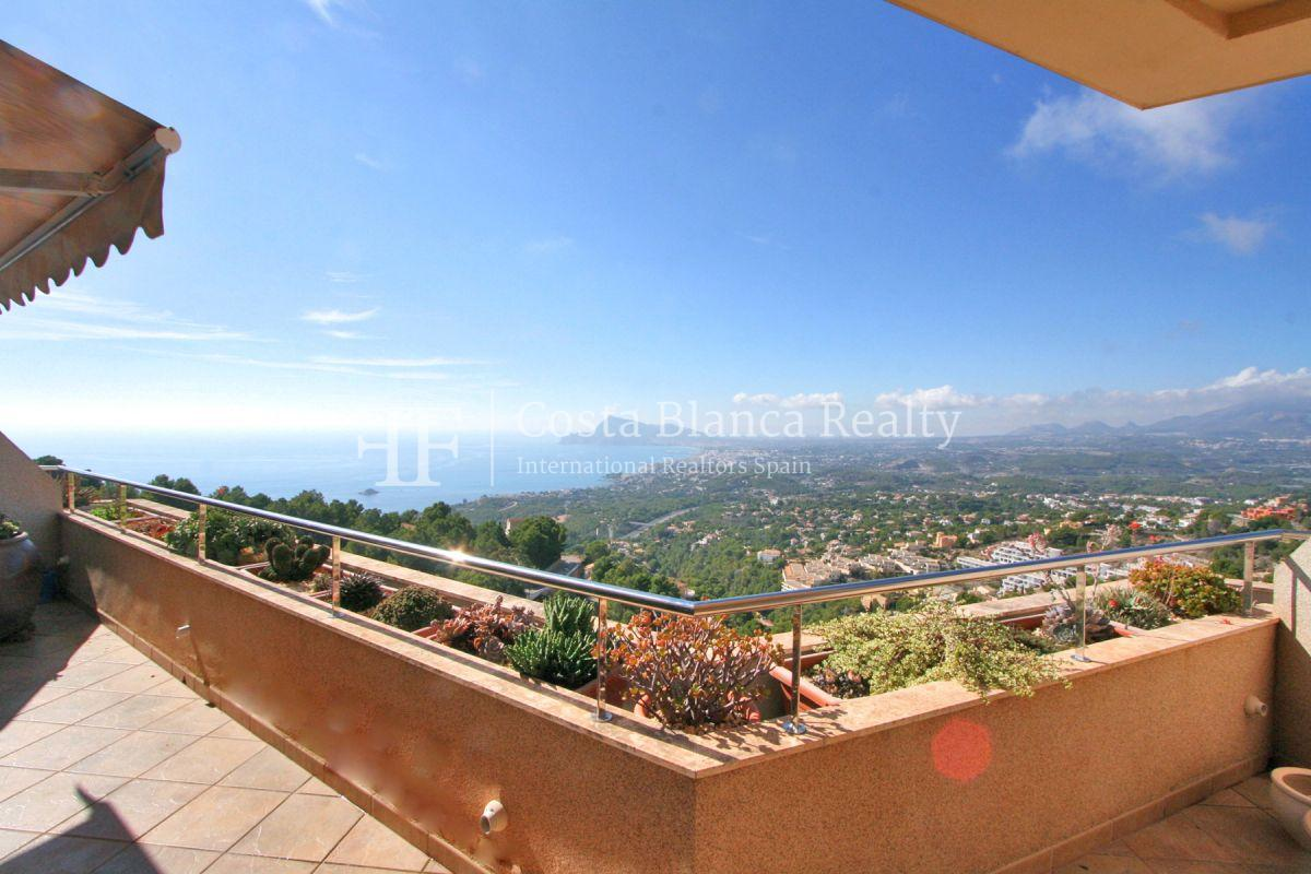 Duplex Penthouse Apartment for sale in Villa Marina Golf Altea - 2 - CHFi796